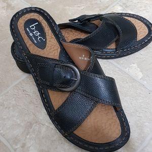 Women's Born leather Sandals